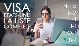 visa travail etats unis pour les francais aux usa