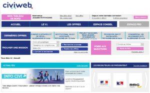 Le site civiweb pour trouver des offres de VIE aux Etats-Unis